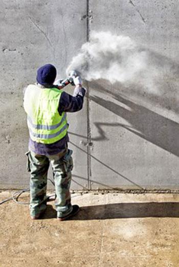 concrete fiunishing